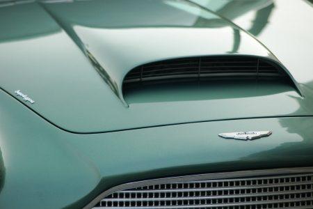 Aston Martin DB4 - Foto Jim Appelmelk