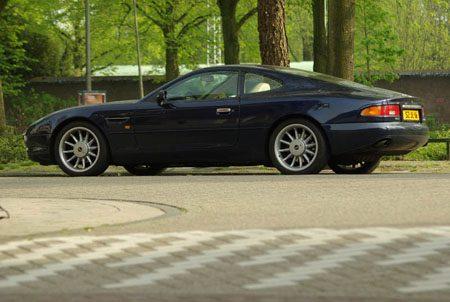 Aston Martin DB7 - Foto Jim Appelmelk