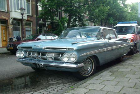 Chevrolet Impala - Foto Jim Appelmelk