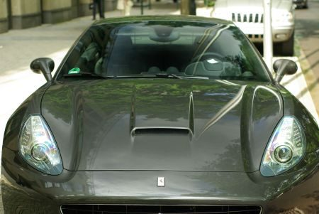 Ferrari California - Foto Jim Appelmelk