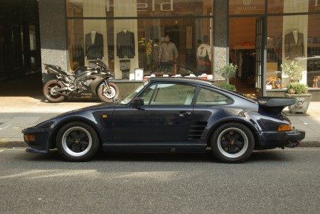 Porsche 930 (Turbo) 3.6 Slantnose - Foto: Jim Appelmelk