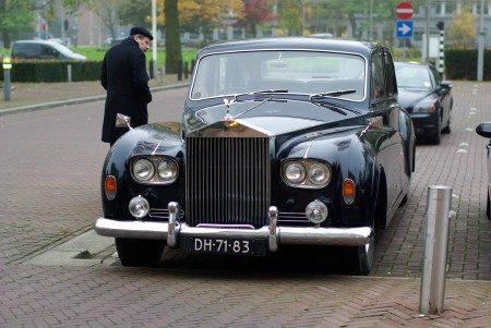 Rolls-Royce Phantom V PV22 James Young