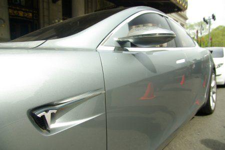 Tesla Model S - Foto Jim Appelmelk