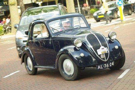 Fiat Topolino - Foto Jim Appelmelk