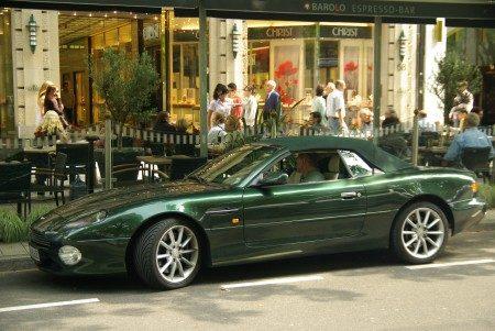 Aston Martin DB7 Vantage Volante - Foto Jim Appelmelk
