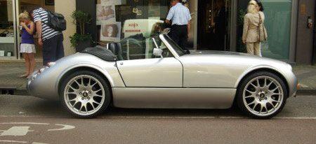 Wiesmann Roadster - Foto Jim Appelmelk