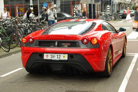 Ferrari 430 Scuderia - Foto Jim Appelmelk