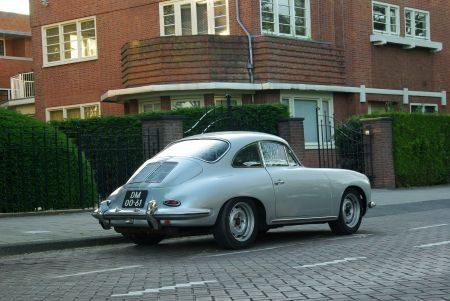Porsche 356B - Foto Jim Appelmelk