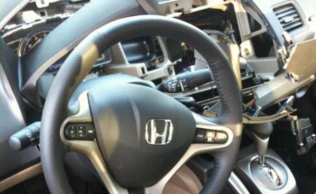 honda civic hybride navigatiesysteem uitgebouwd. Black Bedroom Furniture Sets. Home Design Ideas