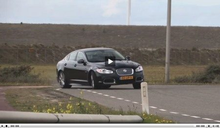 Jaguar XFR Video