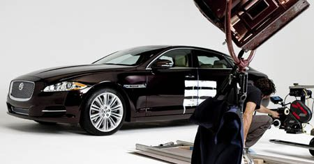 Jaguar XJ in Jay-Z video