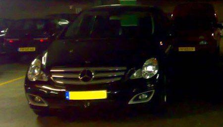 Jan Smits Mercedes R 350