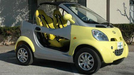 Elektrische Auto Voor 600 In Oklahoma Autoblog Nl