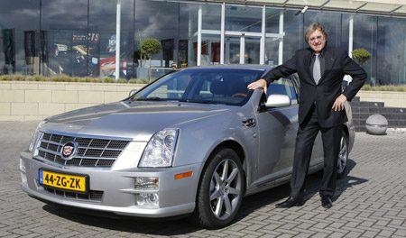 Lee Towers' Cadillac STS