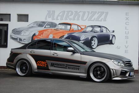 Markuzzi Mercedes ME 35 GT - Widebody C-Klasse