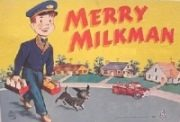 The milkman always rings twice