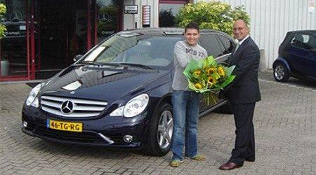 Te Koop Mercedes R Klasse Van Jan Smit Autoblog Nl