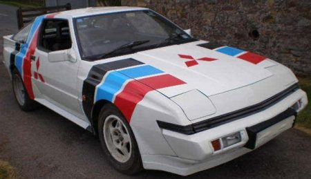 Mitsubishi Starion Top Gear Edition