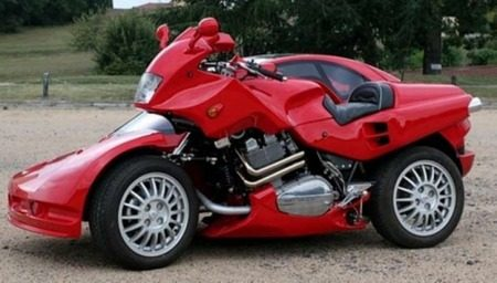 Coole Auto Motor Combo Uit Frankrijk Autoblog Nl