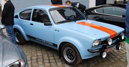 Opel Kadett Gulf