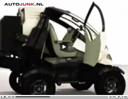 Peugeot Capsule Concept Video