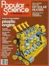 Cover van Popular Science uit 1982