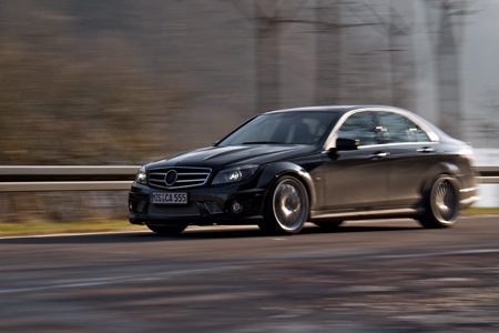Carlsson CK63 S auf basis Mercedes-Benz C63 AMG
