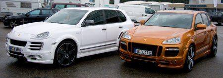 Porsche Cayenne GTS Progressor by JE Design
