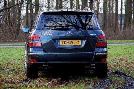 Mercedes GLK350