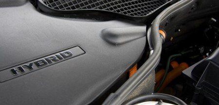 Mercedes S400 HYBRID