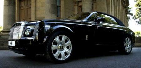 RR Drophead Coupe