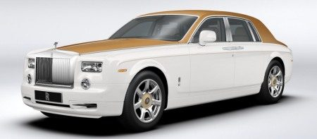 Rolls Royce Phantom GCC Edition