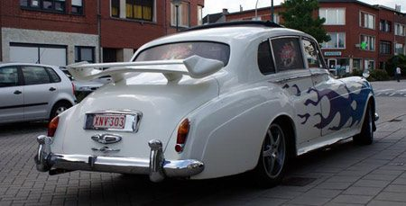 Rolls-Royce Silver Cloud II getuned...