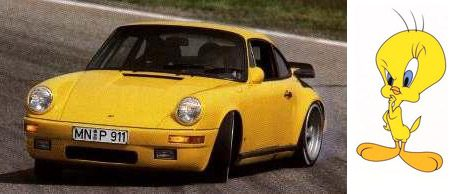Ruf Yellowbird Tweety