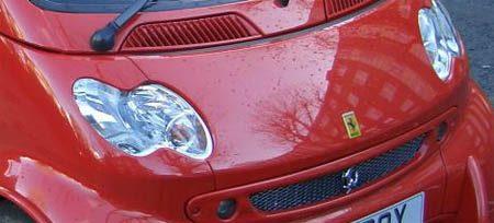 Smart Fortwo Ferrari