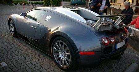 Jan Stuivenbergs Bugatti Veyron