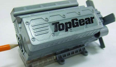 Top Gear V8 puntenslijper