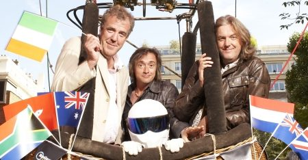 Top Gear trio en Stik