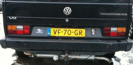 VW Transporter V12