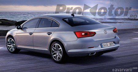 Impressie VW Passat 2012