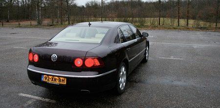 Volkswagen Phaeton L 4.2