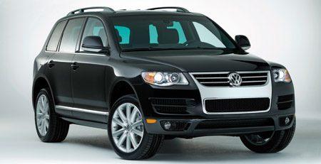 VW Touareg Lux Limited