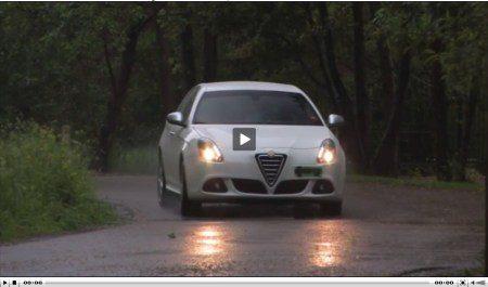 Alfa Romeo Giulietta video