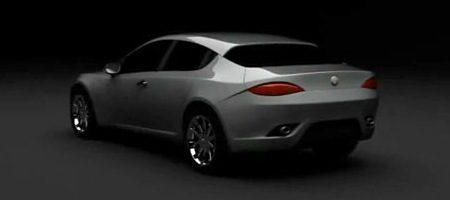 New Alfa Romeo Giulia?