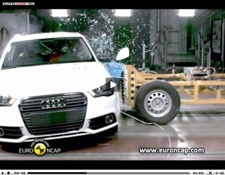 Audi A1 crashtest