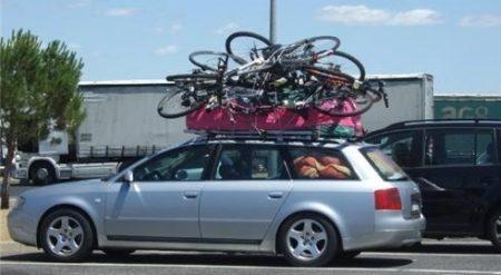 Hoezo, of ik wel eens van een fietsendrager gehoord heb?