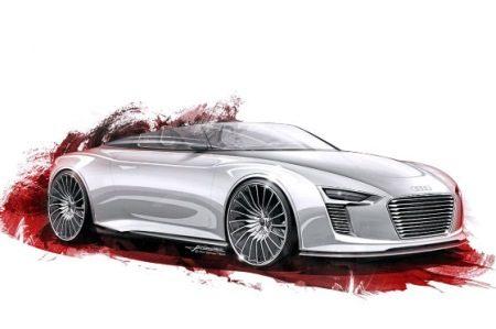 Laat die Audi R4 maar komen