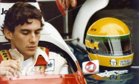 Ayrton Senna - Beyond the speed of sound