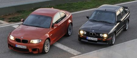 BMW 1 Serie M Coupe vs E30 M3