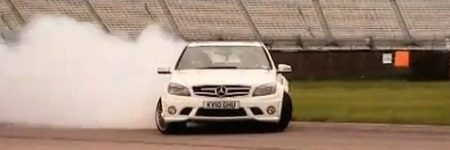 BMW M3 Competition vs Mercedes C63 AMG Performance